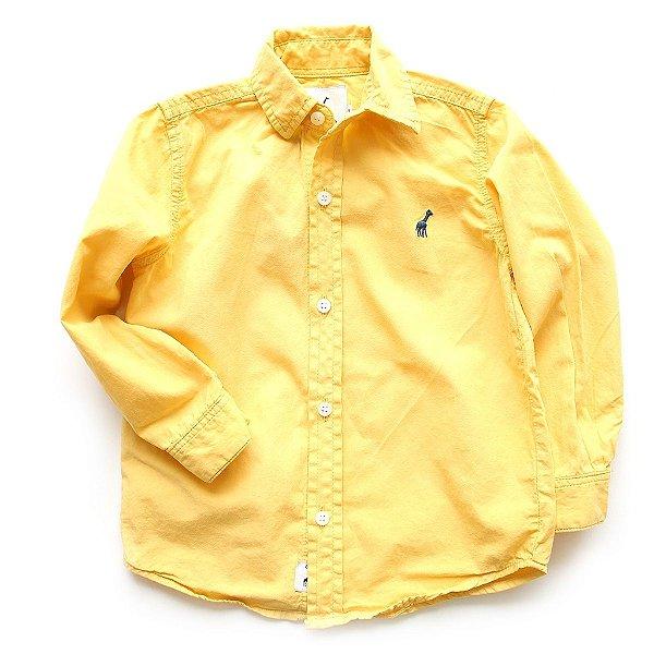 Camisa de Botão Toffee Banana