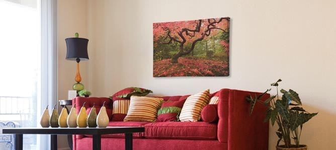 Fototela (Canvas Premium)