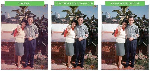 Digitalização - Escaneamento - com CORREÇÃO