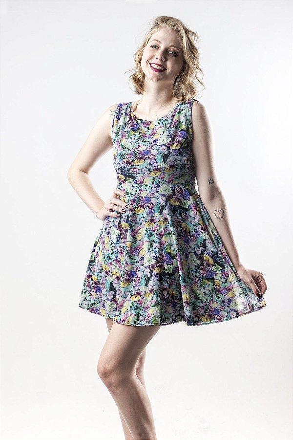 Vestido Floral Fresh
