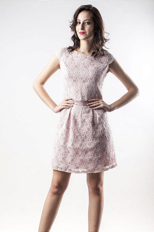 Vestido Renda Duchess - Linha Happen WM