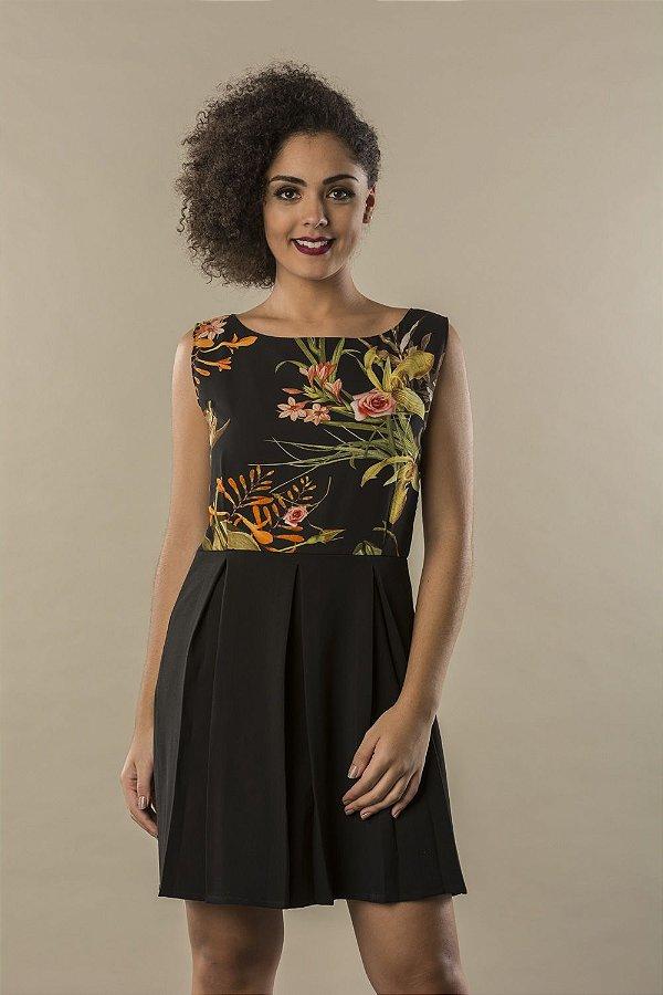Vestido Garden Black