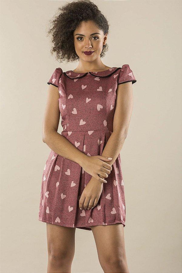 Vestido Love You Pink