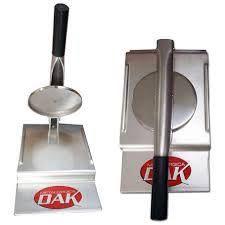 Modelador Manual de Hamburguer - DAK