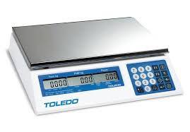 Balança Toledo  contadora modelo 3400 (Várias Capacidades)