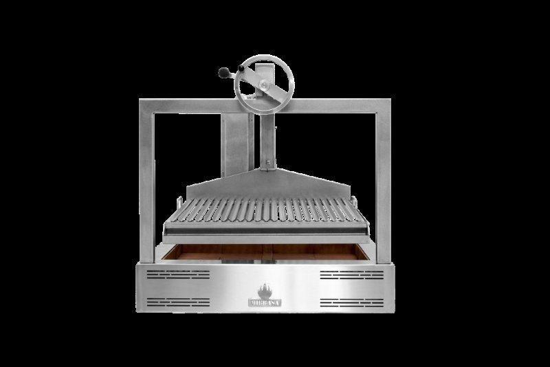 Parrila - Grill aberto - MIBRASA modelo GMB 100