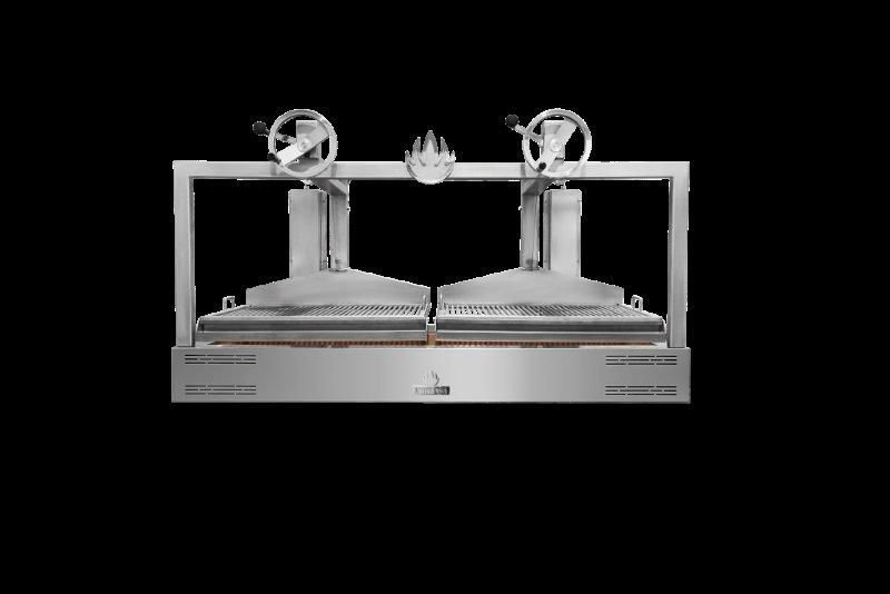 Parrila - Grill aberto - MIBRASA modelo GMB 200