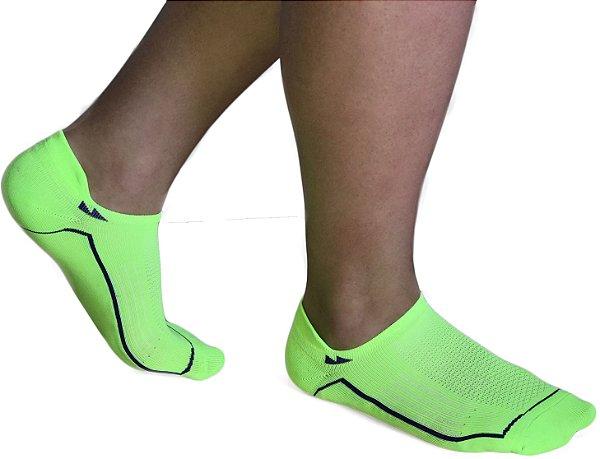 Soquete Basic Verde Neon
