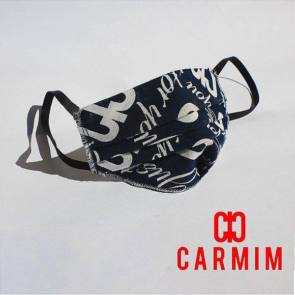 Máscara Carmim