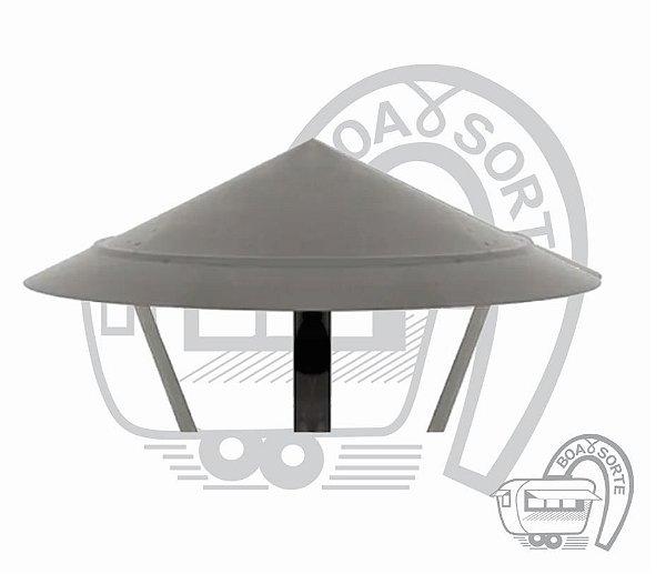 Chapéu em Inox
