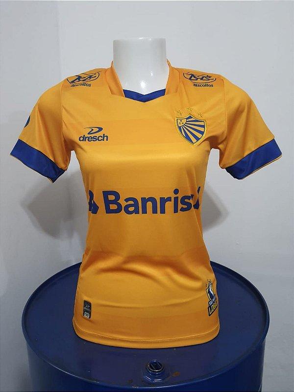 Camisa Jogo I 21/22 - BABY LOOK