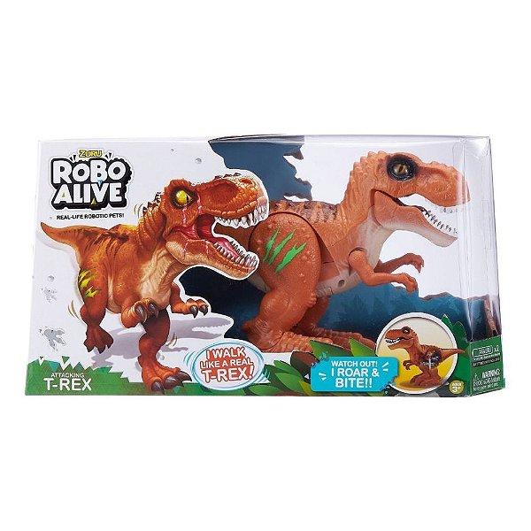 Robo Dinossauro - Candide