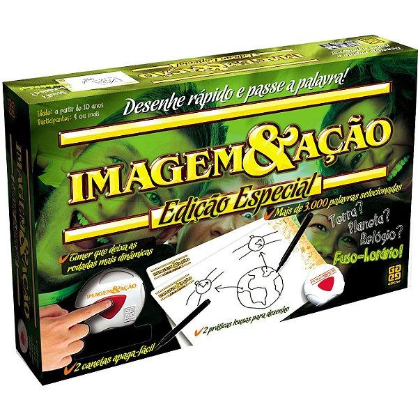 Jogo Imagem & Ação Especial - Grow