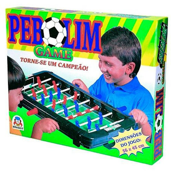 Pebolim Game Braskit  - Braskit