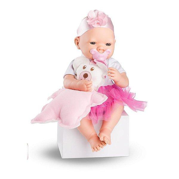 Boneca Bebezinho Real - Roma Brinquedos