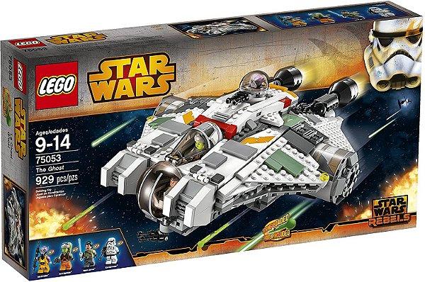 Star Wars - A Construção Fantasma - LEGO