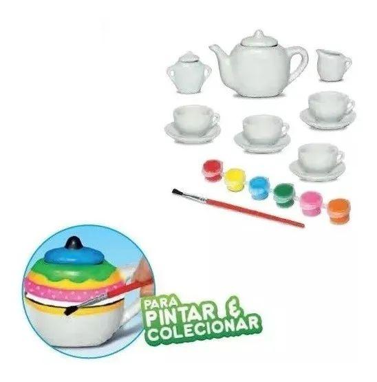 Coleção Art & Craft Porcelana - Zoop Toys