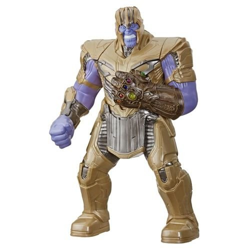 Power Punch Thanos 'Os Vingadores' - Hasbro
