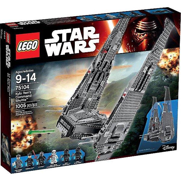 Lego - Star Wars Wolf 6 Kylo Ren's Shuttle