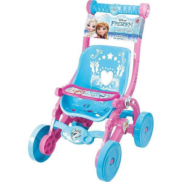 Carro de Boneca Frozen - Líder