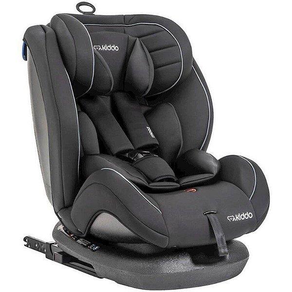 Cadeira Auto Lenox Kiddo Mooz Preto - Kiddo