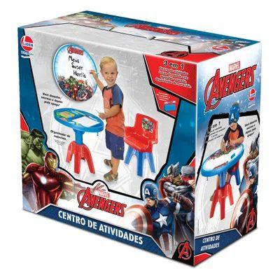 Centro de Atividades Marvel Avengers - Líder
