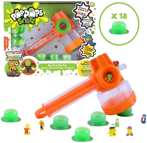 PopPops Snotz Monster Slime Play Set - Multikids