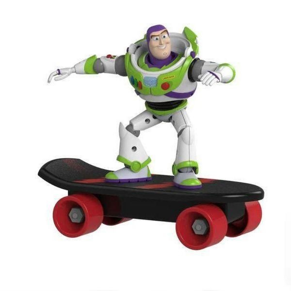 Skate Fricção Toy Story Com Buzz Lightyear - Toyng