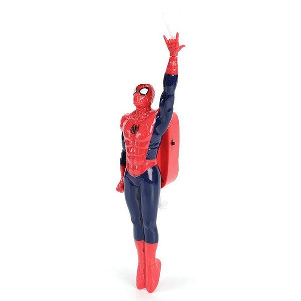 Boneco de Teto SPIDER MAN CEILING FLYER 30 CM - Candide