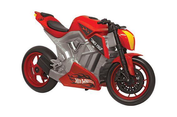Moto roda livre Hot Wheels - Candide