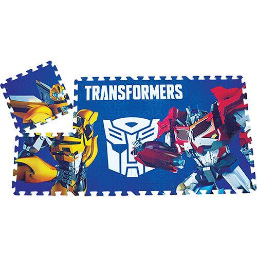 Tapete Divertido Transfomers - ByKids
