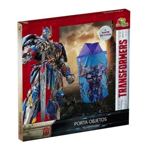 Porta Objetos Transformers - Art Brink