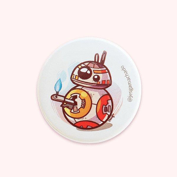 Botton BB8 Star Wars