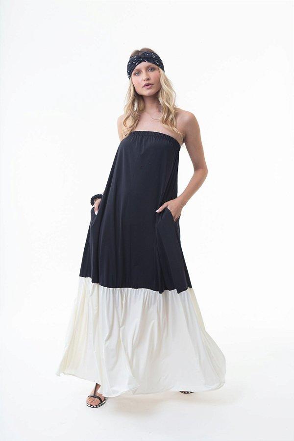 Vestido Taila Preto