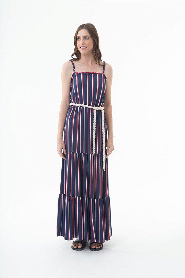 Vestido Tatiane Náutica