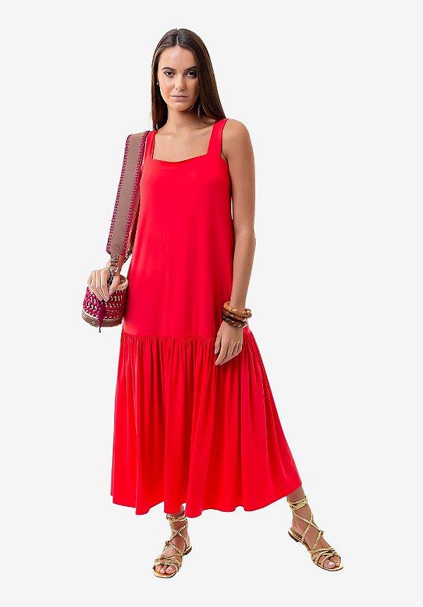 Vestido Verô Flâmula