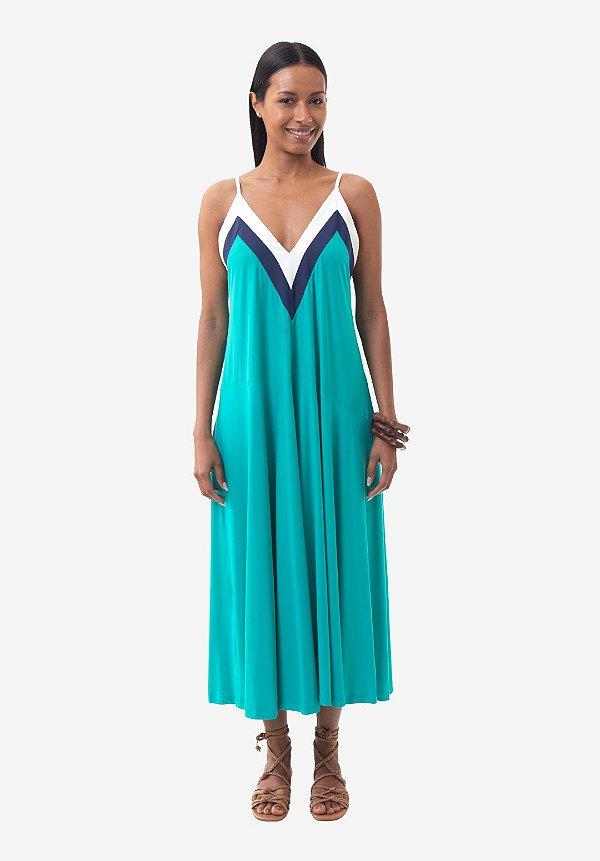 Vestido Midi Mel Sereia