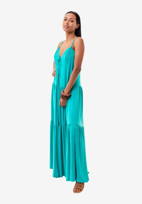 Vestido Yasmin Sereia