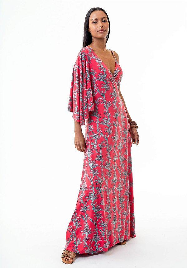 Vestido Marilia Coral