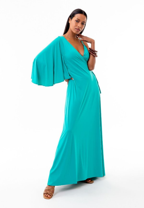 Vestido Marilia Sereia