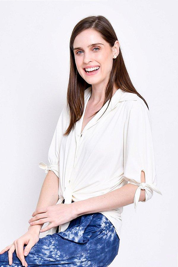 Camisa Katia Off White