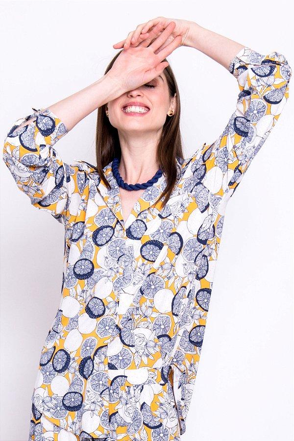 Camisa Cássia Lemon