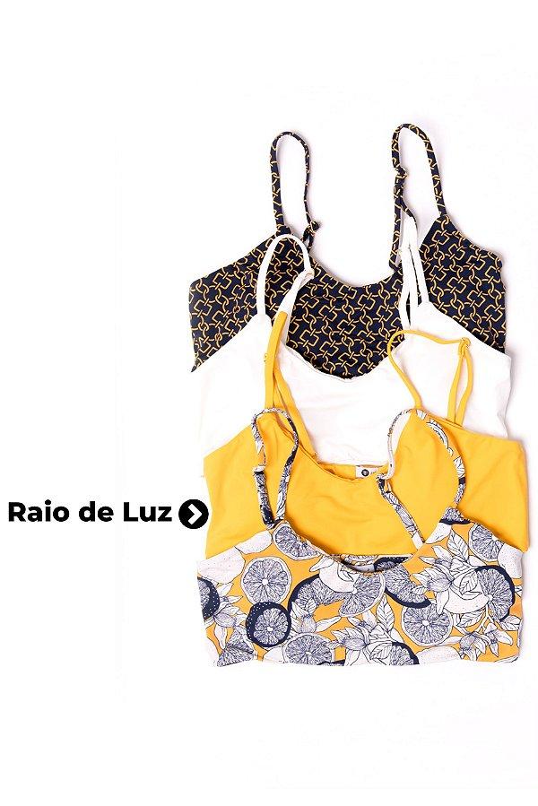 Top Cleo Raio de Luz