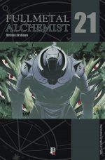 Fullmetal Alchemist - 21