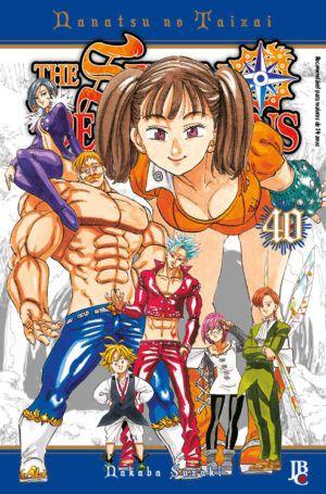 The Seven Deadly Sins - Nanatsu no Taizai - 40