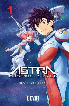 Astra Lost in Space - 01