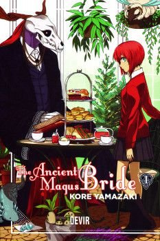 The Ancient Magus Bride - 01