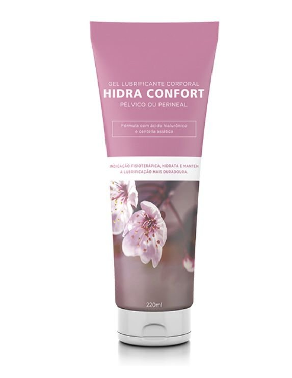Gel Lubrificante Hidra Confort - 220ml