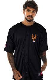 Camisa baseball prison new york