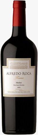 Alfredo Rocca Fincas Merlot